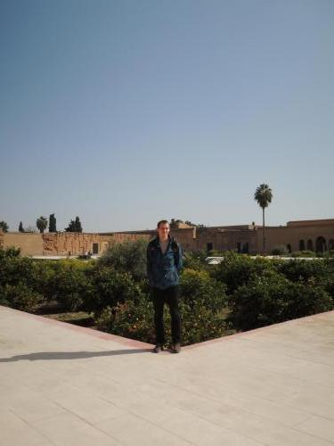 Marrákeš (Maroko) - Palác El Badi
