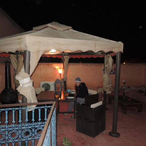 Marrákeš (Maroko) - Riad