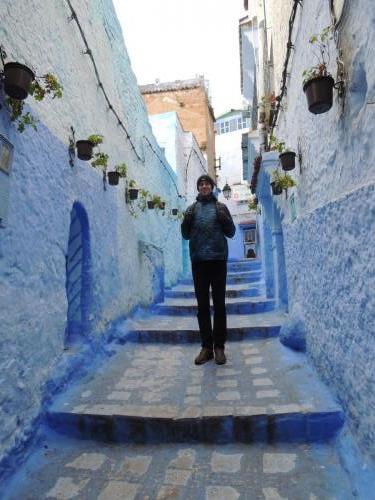 Chefchaouen (Maroko)