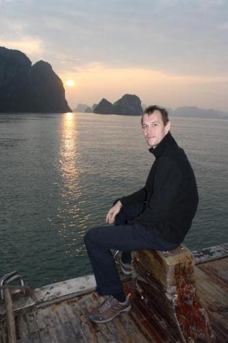 Zátoka Ha Long (Vietnam)